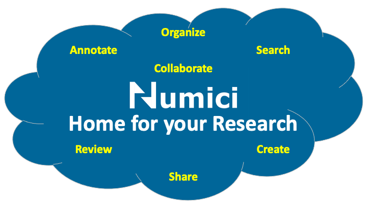 Make Numici the home